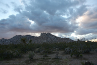 Granite Mountains, Mojave National Preserve, California