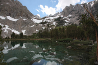 Robinson Lake, west of Independence, Inyo National Forest, California